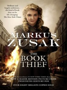 Markus Zusak - The Book Thief - top 10 most borrowed ebooks and audiobooks via OverDrive platform