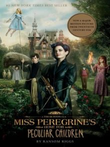 Miss Peregrine's Home for Peculiar Children - Ransom Riggs - top library checkouts of all time
