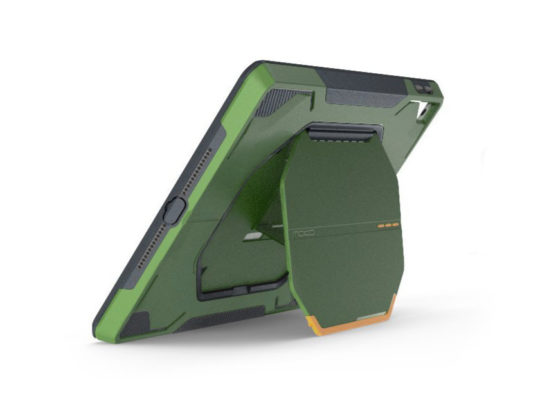 MoKo Heavy-duty Shockproof Rugged Stand Case for Apple iPad 9.7 2018