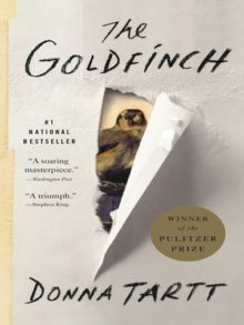 Most borrowed library ebooks and audiobooks - The Goldfinch - Donna Tartt