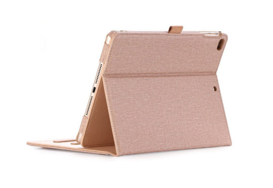 ProCase Folio Stand Case for iPad 9.7 2018 with a free stylus