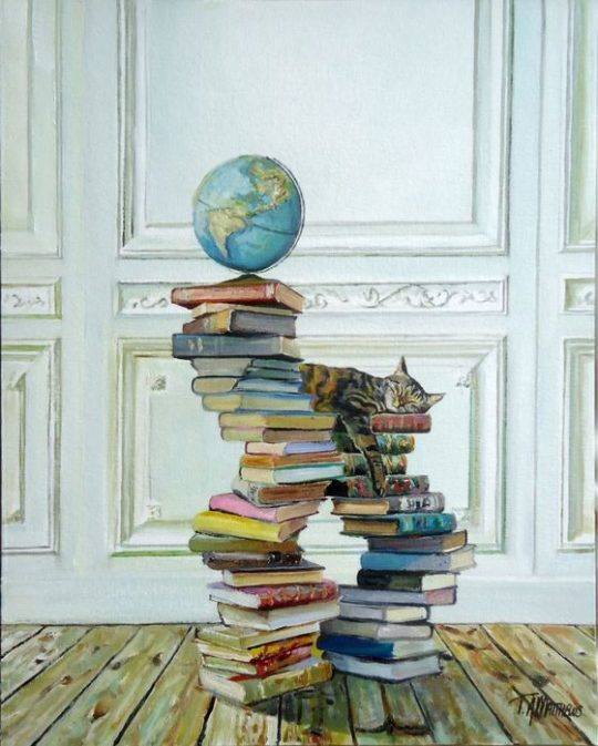 Timothy Adam Matthews - Around the world in 8 catnaps