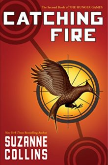 Top 10 Kindle books of all time: #7 - Catching Fire - Suzanne Collins