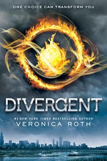 Top 10 Kindle books of all time: #10 - Divergent - Veronica Roth