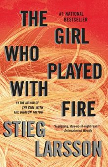 Top 10 Kindle books of all time: #8 - The Girl Who Played with Fire - Stieg Larsson