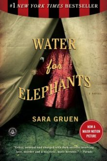 Top 10 Kindle books of all time: #9 - Water for Elephants - Sara Gruen
