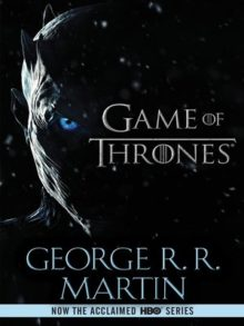 Top library checkouts of all time - A Game of Thrones - George R. R. Martin - ebook and audiobook