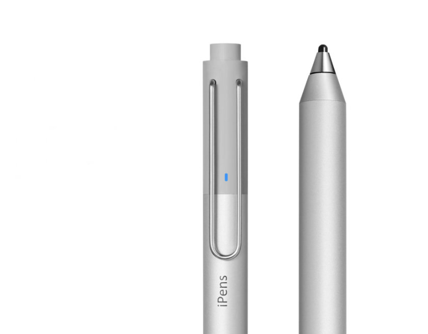iPens X1 Rechargeable Stylus Pen for iPad 2018 and other tablets and smartphones