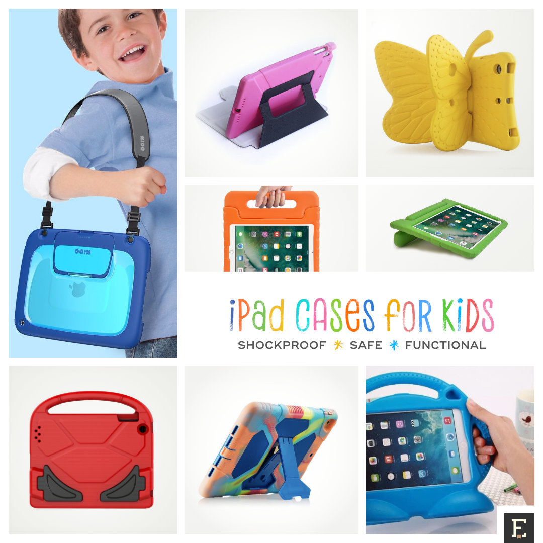Best iPad case covers for kids