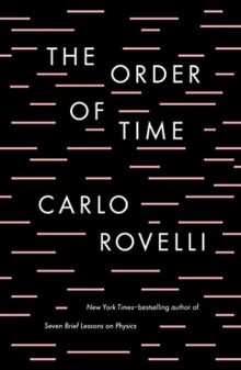Most interesting ebooks to read in summer 2018 - The Order of Time - Carlo Rovelli