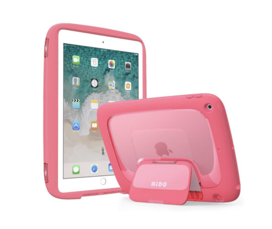 Mumba Kido Series iPad Kickstand Case for Kids