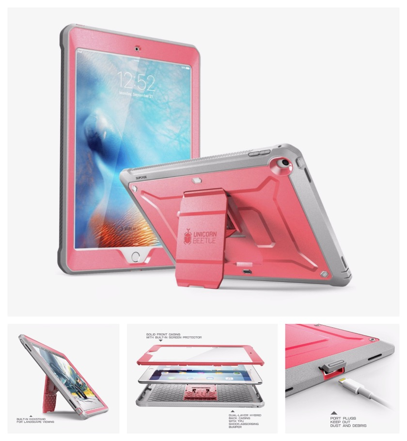 Supcase iPad Unicorn Beetle Pro Heavy-duty Case Cover