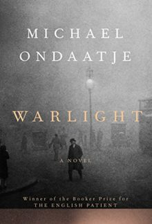 Sure-fire ebook bestsellers for summer 2018 - Warlight - Michael Ondaatje