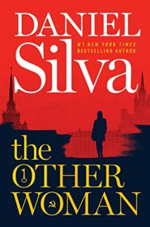 The Other Woman - Daniel Silva - summer 2018 ebook bestsellers