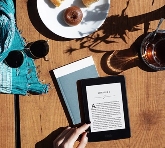 iPad or Kindle for reading - choose a Kindle if you want to read in the full sun