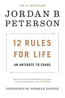 Amazon print best sellers of 2018 so far - 12 Rules for Life by Jordan B. Peterson