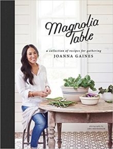 Amazon print best sellers of 2018 so far - Magnolia Table by Joanna Gaines
