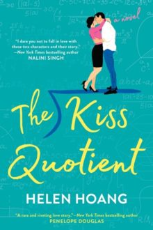 Best Amazon books of 2018 so far - Romance - The Kiss Quotient by Helen Hoang