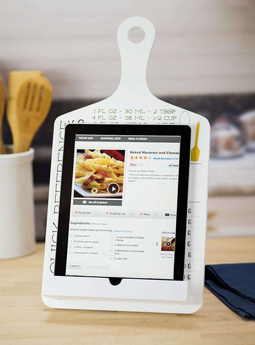 Boston Warehouse Cookbook Tablet Stand