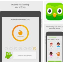 8 best audiobook apps you can use on your android phone or tablet duolingo for ipad and iphone offers a whole new way to learn languages fandeluxe Choice Image
