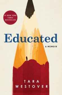Educated by Tara Westover is the best book of 2018 so far according by Amazon