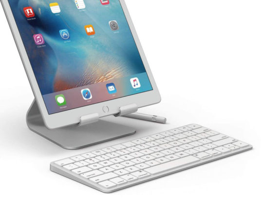 Elago Tablet Stand - perfect for writing