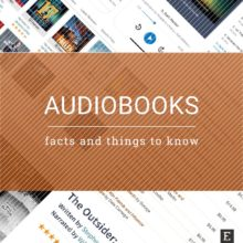 Audiobooks – facts, tips, and comparisons in one handy list