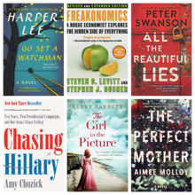 Kindle Daily Deal June 2018 - get Kindle bestsellers 80 percent off