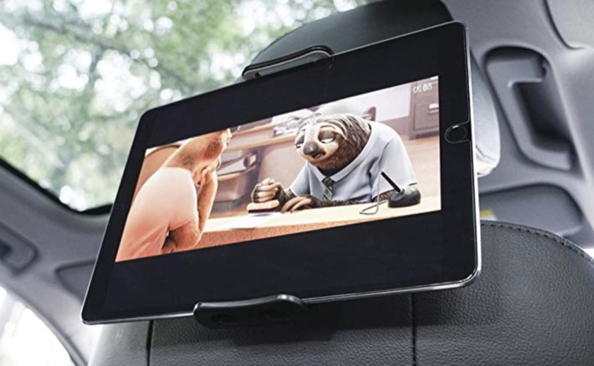 Lamicall Car Headrest Tablet Holder