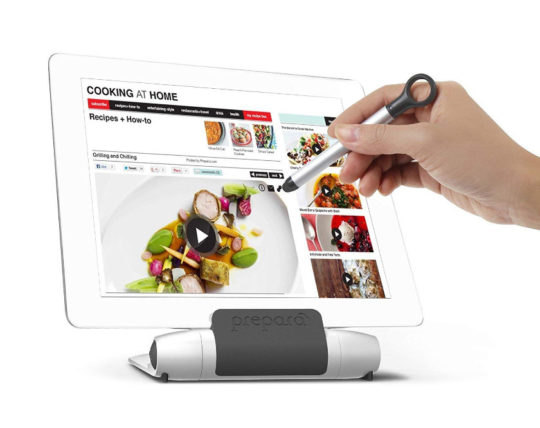 Prepara iPrep Adjustable Kitchen Stand for Tablets