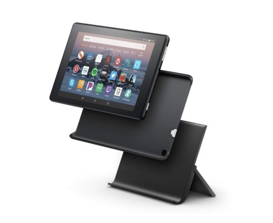 Show Mode Charging Dock consists of a stand and a case