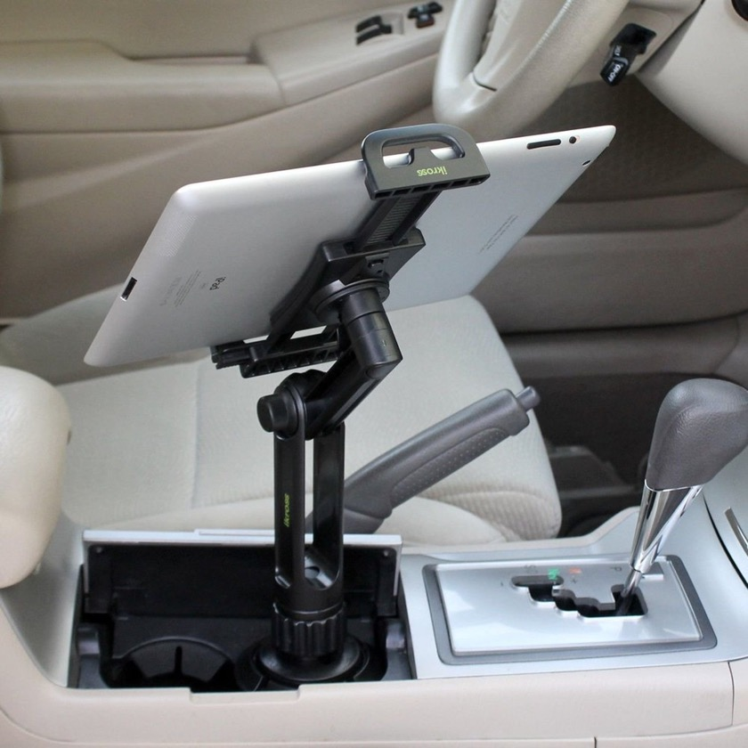 iKross Cup Car Mount Holder for Tablets