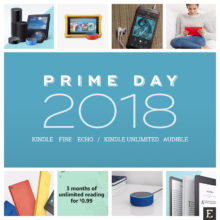 Prime Day 2018 Kindle, Fire, and Echo deals – here is all you can get right now