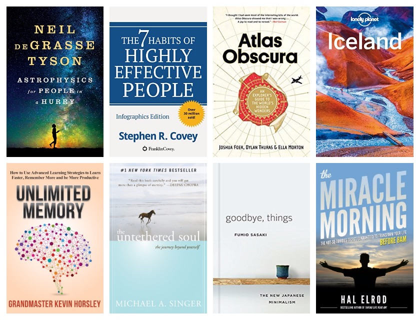 Best nonfiction books in Amazon Prime Reading - July 2018