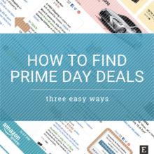 Best ways to find Prime Day eligible items on Amazon