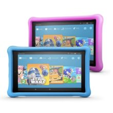 Buy two all-new Amazon Fire HD 10 Kids Edition tablets and save 100 dollars - July 2018