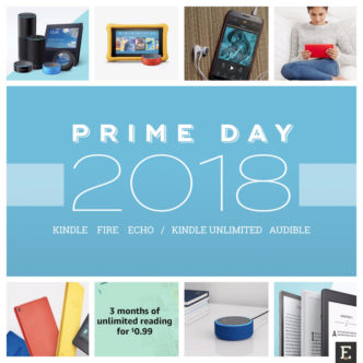 Complete list of Prime Day 2018 Kindle, Fire, and Alexa-enabled Echo deals