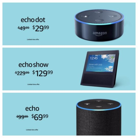 Prime Day 2018 - best deals on Echo and Alexa-enabled devices