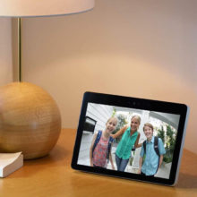 2nd-generation Echo Show smart speaker