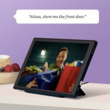 The 2018 Amazon Fire HD 8 comes with hands-free Alexa and 2 MP front camera