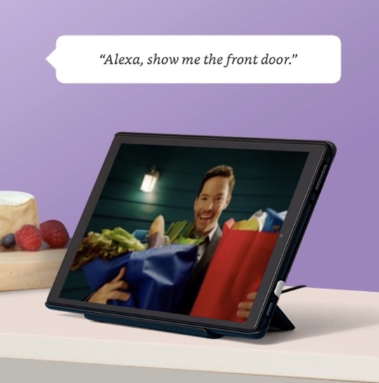 Amazon Fire HD 8 2018 comes with Alexa hands-free and 2 MP front camera. It starts shipping on October 4, 2018