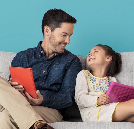 Amazon Fire HD 8 2018 is great for the entire family - the Kids Edition is also available