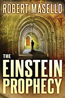 Amazon Prime Reading - best selling books - The Einstein Prophecy by Robert Masello