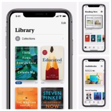 Apple Books is planned to replace iBooks app on iOS 12