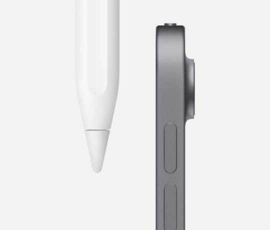 Apple Pencil has been updated to make the most of iPad Pro 2018