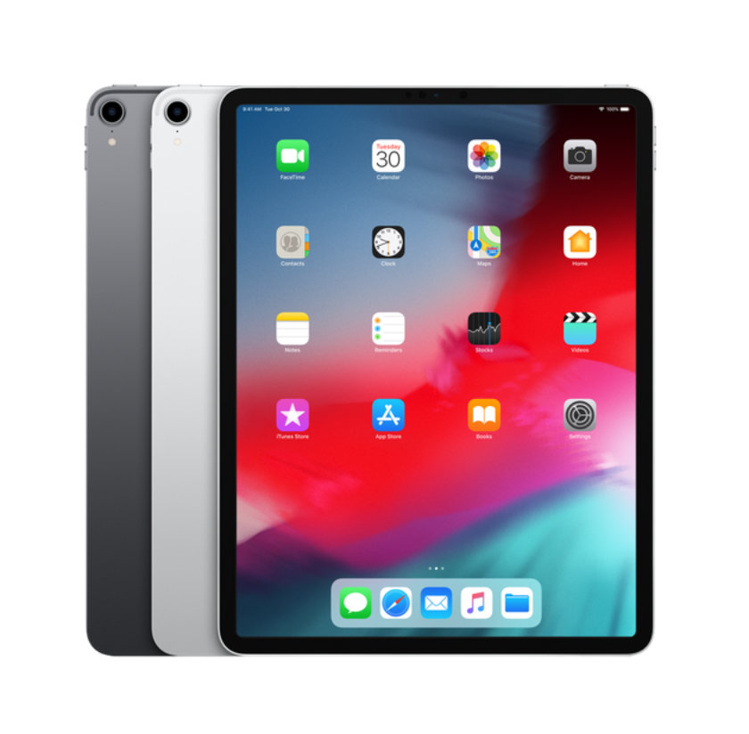 Apple iPad Pro 12.9 comes in two colors Silver Space Gray