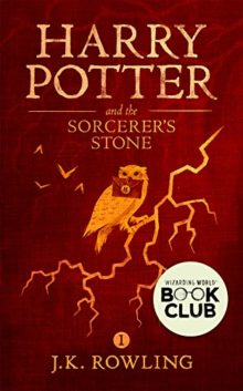 Best books on Amazon Prime Reading - Harry Potter and the Sorcerer's Stone - J.K. Rowling