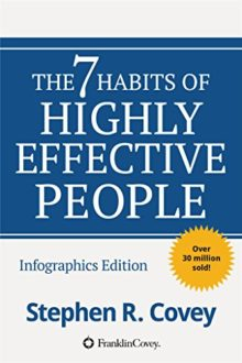 Best books on Amazon Prime Reading - The 7 Habits of Highly Effective People - Stephen R. Covey