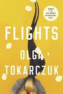 Best books to read in 2018 - Flights by Olga Tokarczuk
