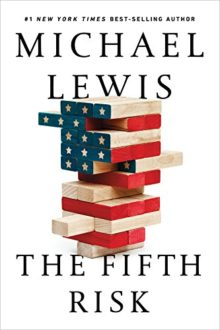 Best books to read in autumn 2018 - The Fifth Risk by Michael Lewis